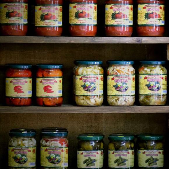 παραδοσιακά προϊόντα Πέλλας